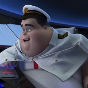 Captain B. McCrea from Wall-E