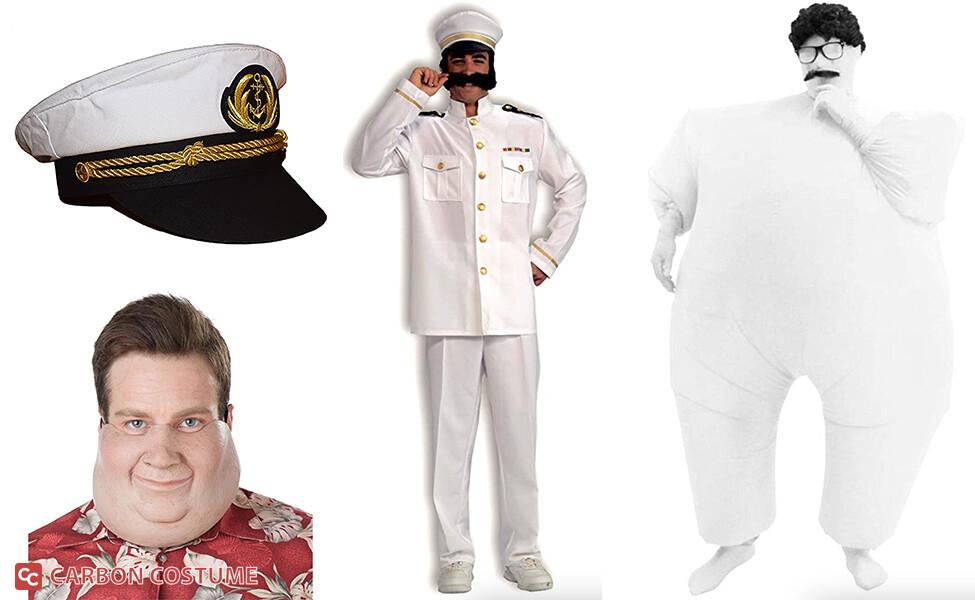 Captain B. McCrea from Wall-E Costume