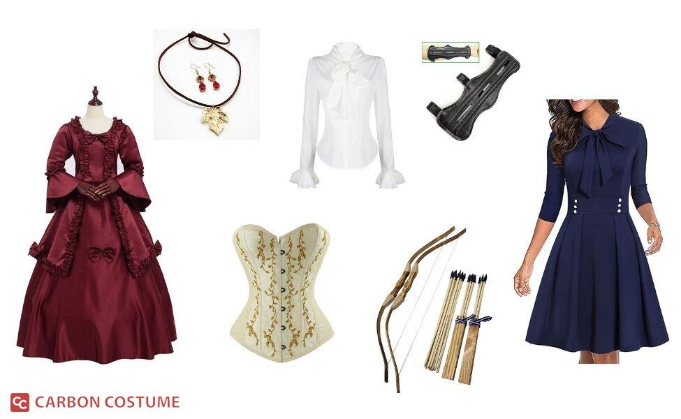 Enola Holmes Costume