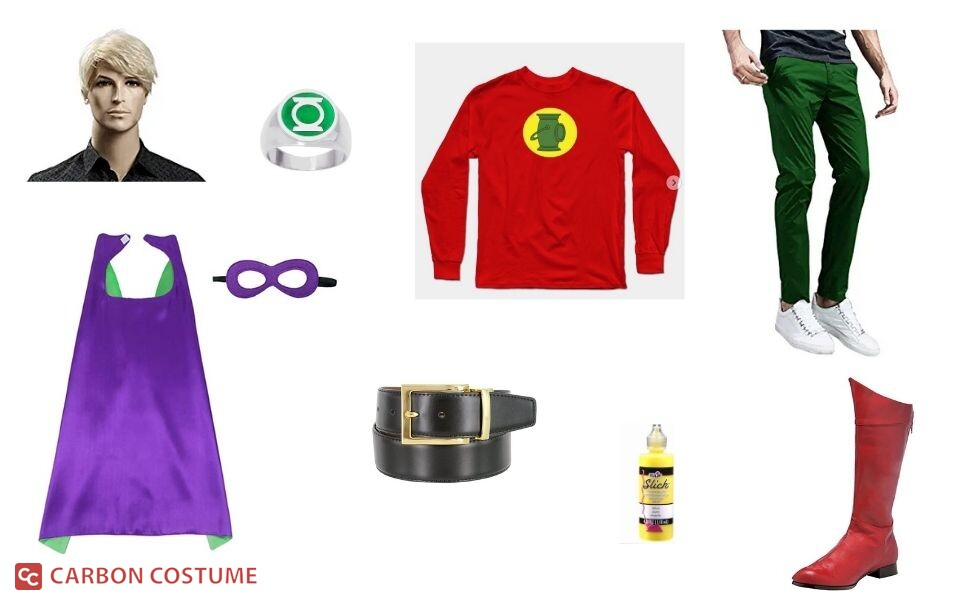 Green Lantern (Alan Scott) Costume