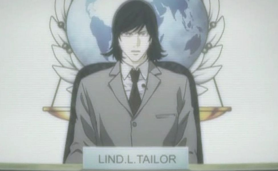 Lind L. Taylor from Death Note
