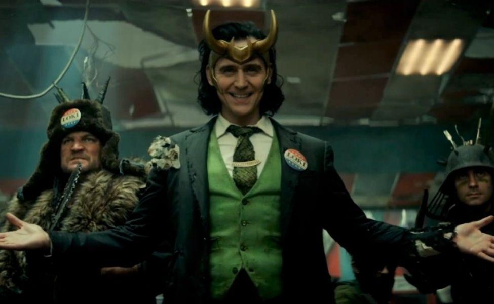 "Loki from the Disney+ ""Loki"" Exclusive Clip"