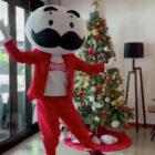Mr. P from Pringles
