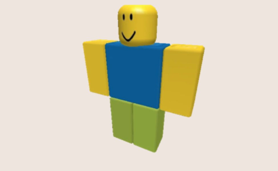 Noob from Roblox