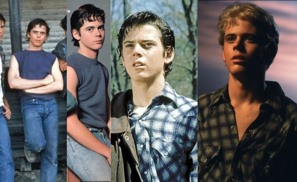 Ponyboy Curtis from The Outsiders