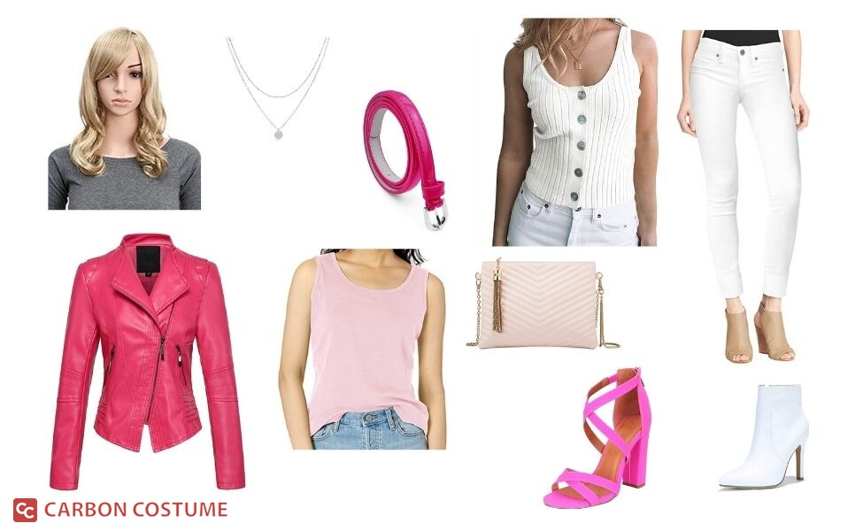 Regina George from Mean Girls the Musical Costume