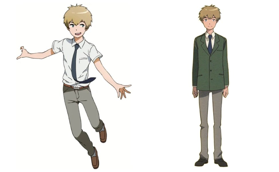 "Takeru ""T.K."" Takaishi from Digimon Adventure Tri"