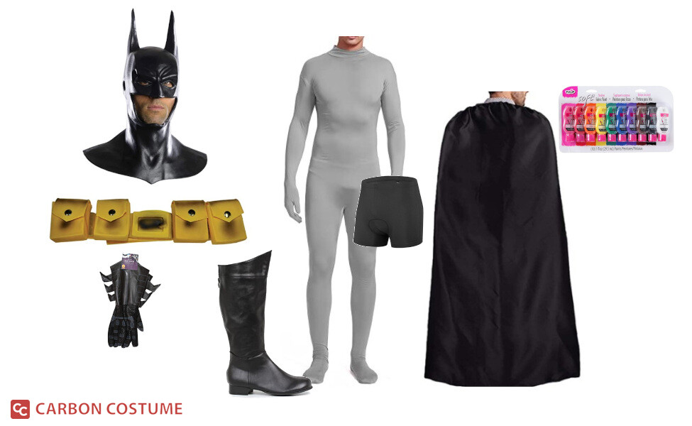 Batman from Batman: The Animated Series Costume