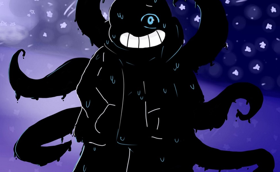 Nightmare!Sans from Undertale