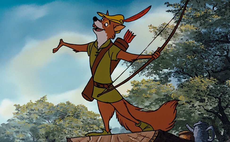 Robin Hood from Disney's Robin Hood (1973)