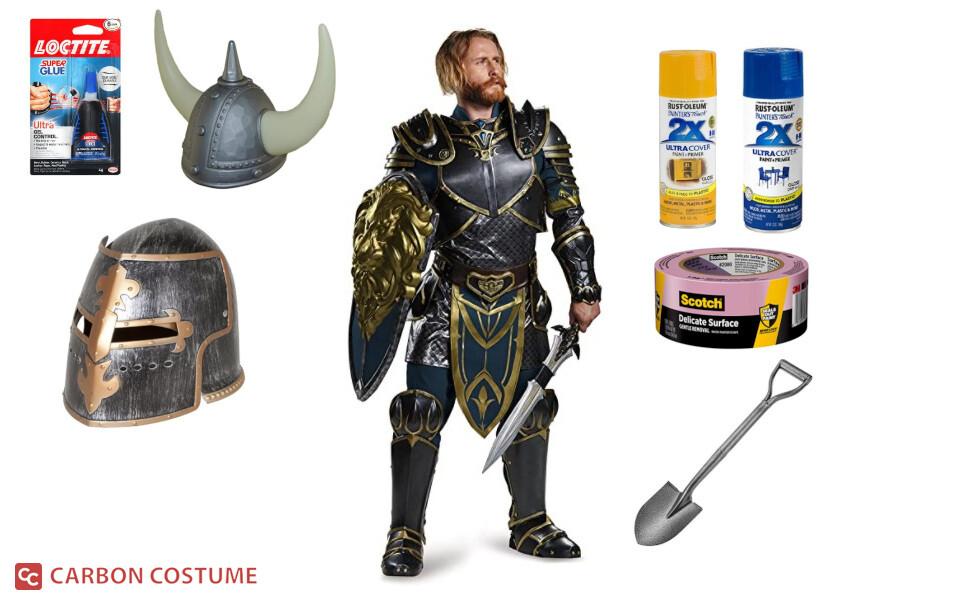 Shovel Knight Costume