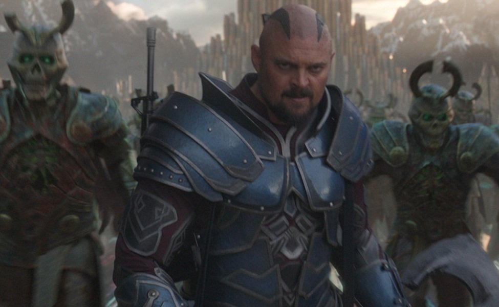 Skurge from Thor: Ragnarok