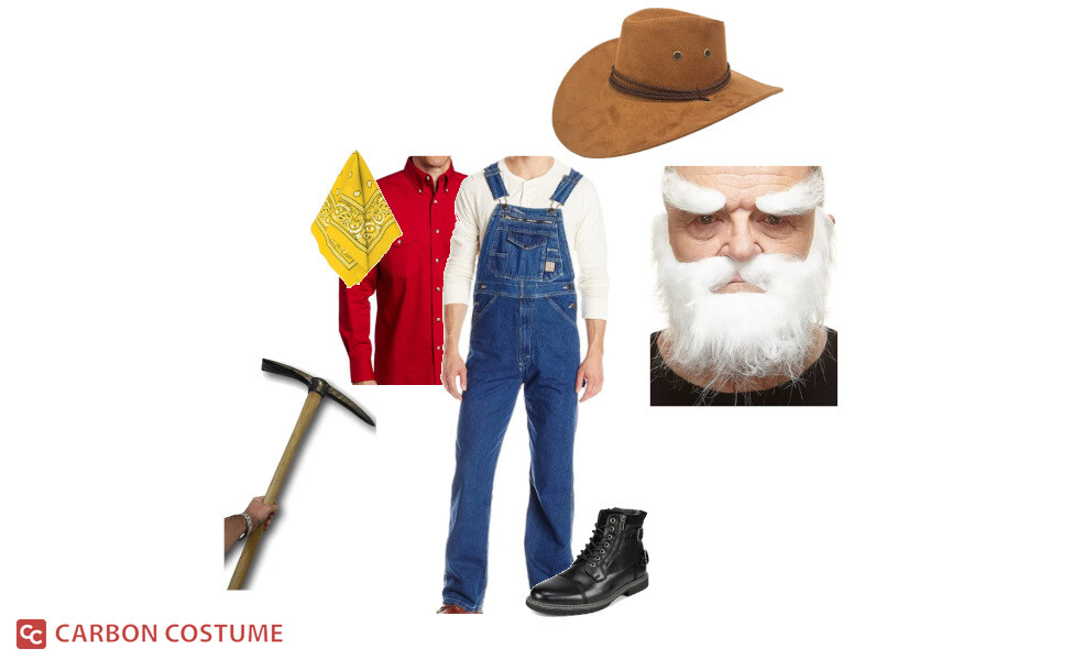 Stinky Pete from Toy Story 2 Costume