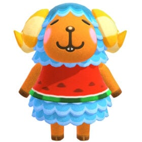 Wendy from Animal Crossing