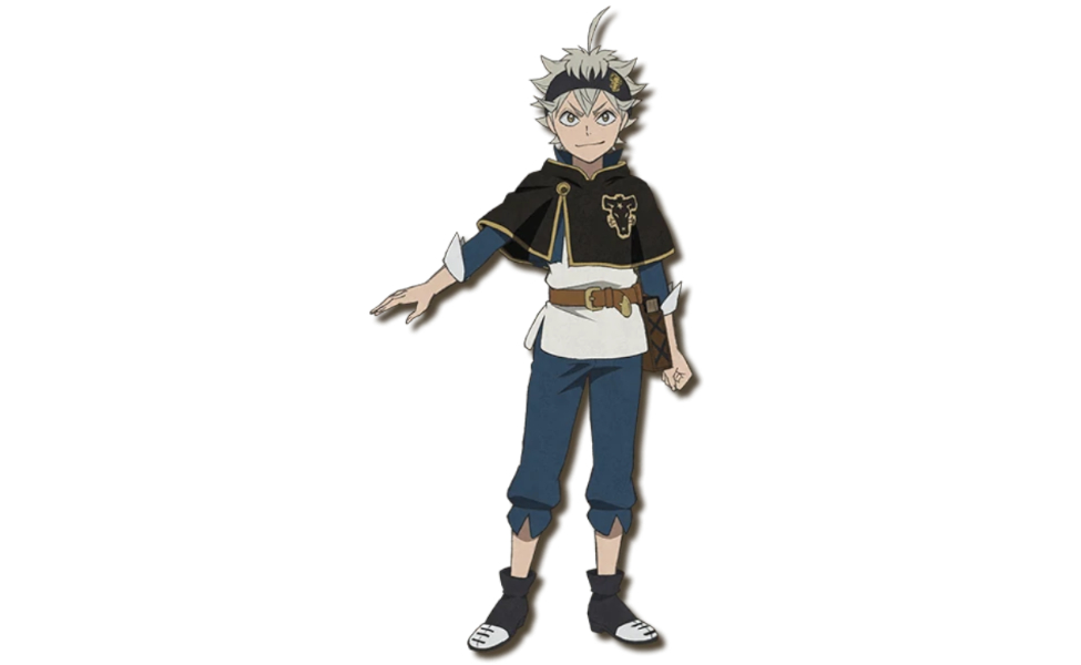 Asta from Black Clover