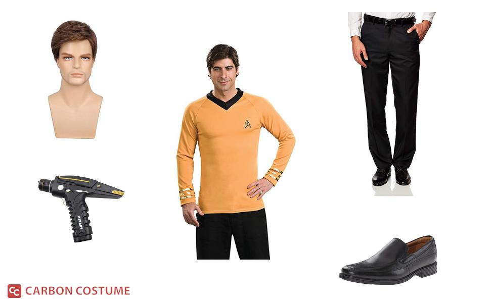 Captain James T. Kirk Costume