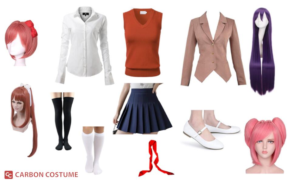 Doki Doki Literature Club Costume