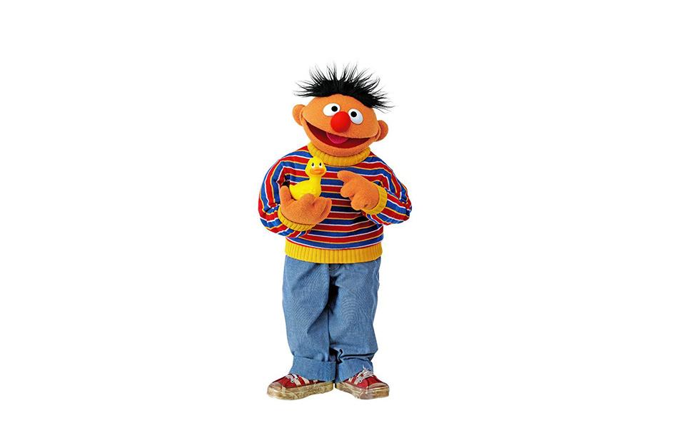 Ernie from Sesame Street