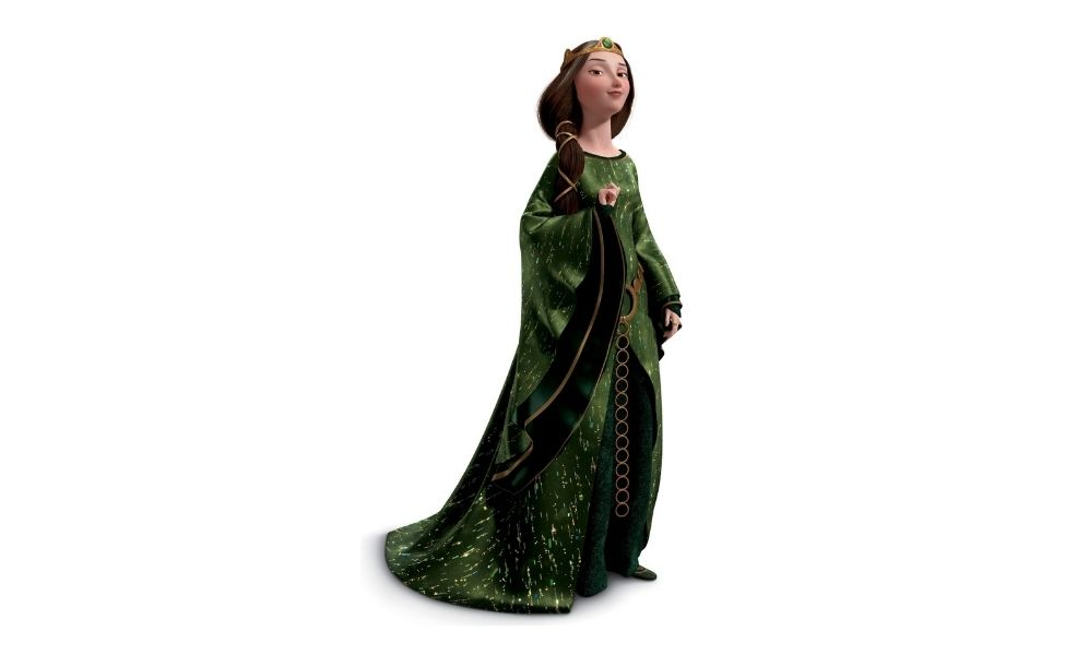 Queen Elinor from Brave