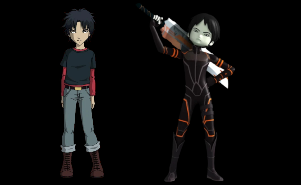 William Dunbar from Code Lyoko