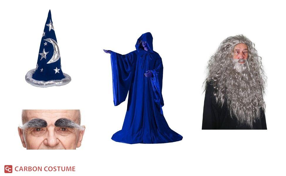 Yen Sid Costume