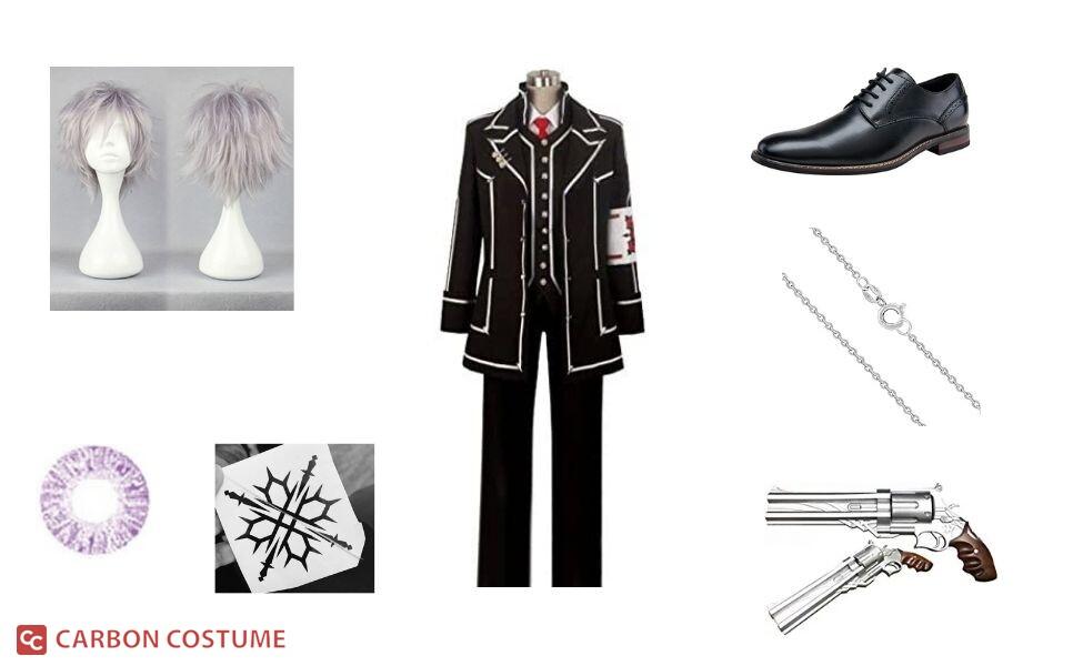 Zero Kiryu from Vampire Knight Costume