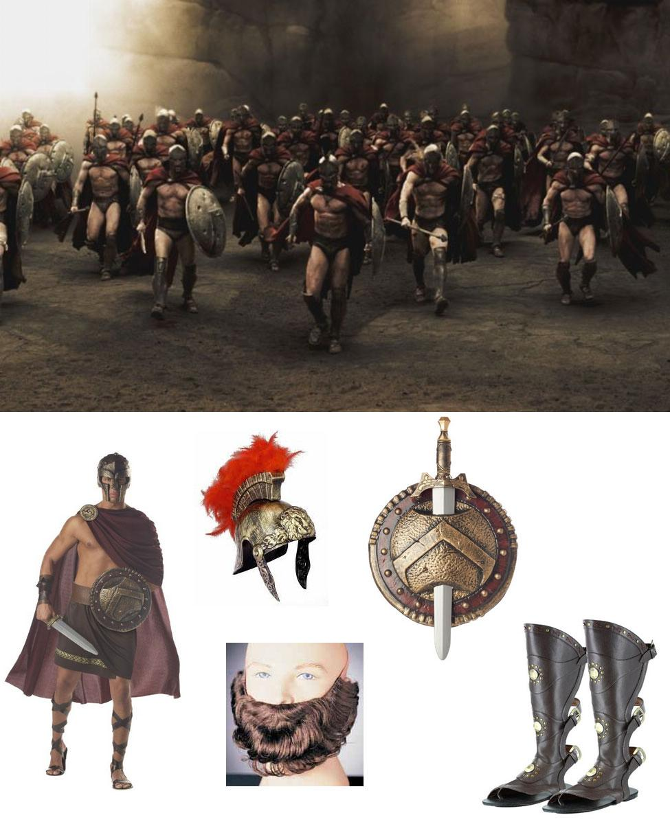 300 Cosplay Guide