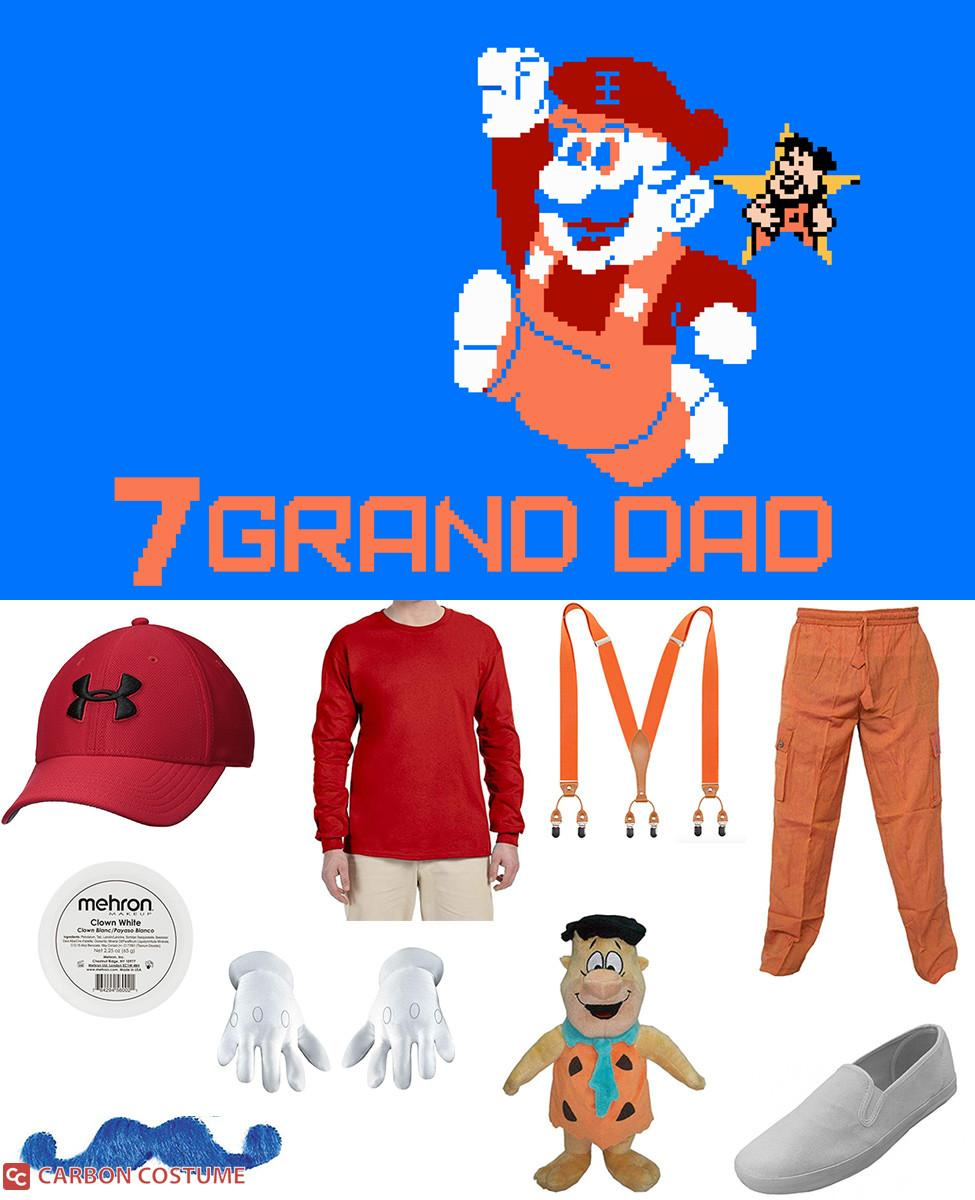 7 Grand Dad Cosplay Guide