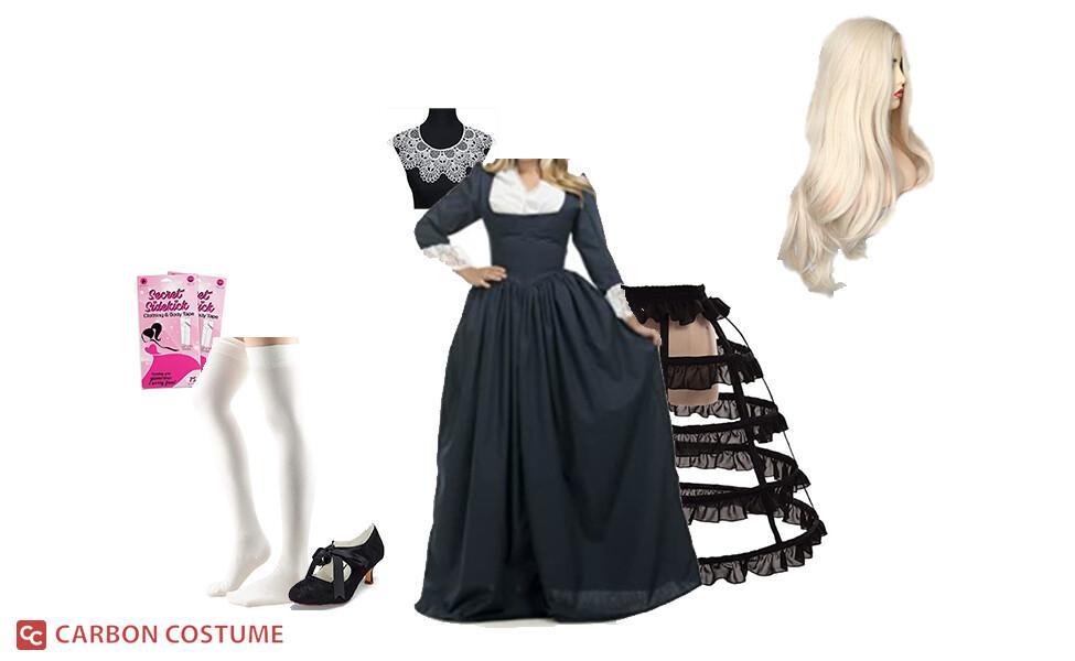 Abigail Masham from The Favourite Costume