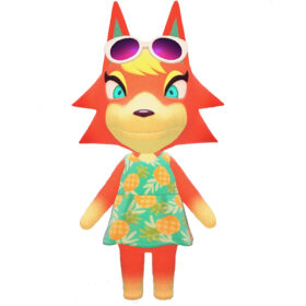 Audie from Animal Crossing New Horizons
