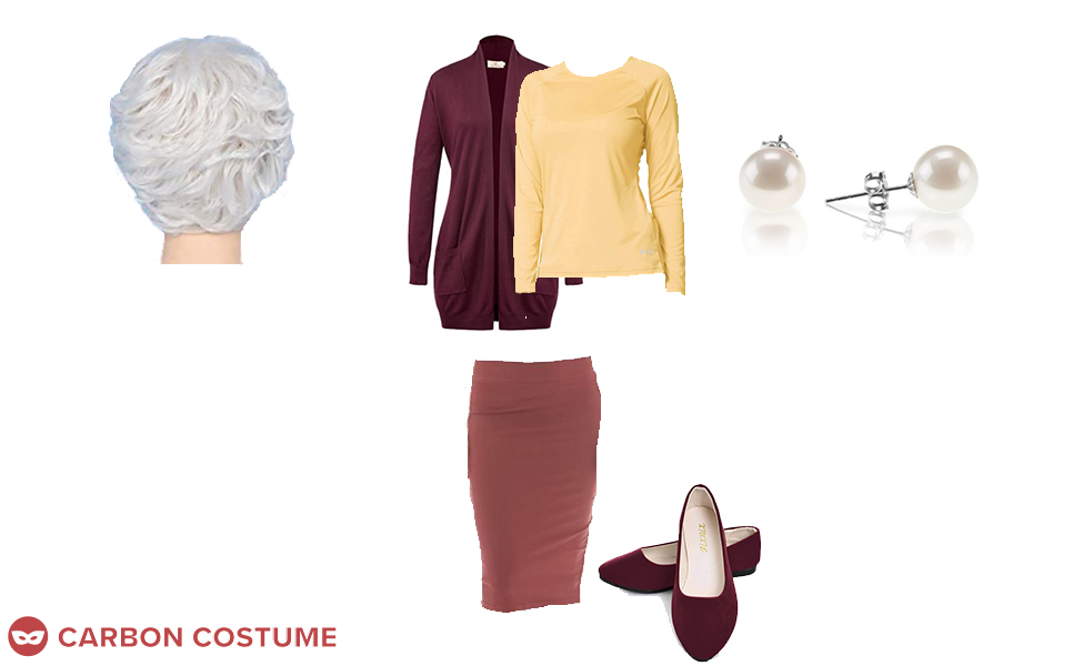 Aunt May Costume