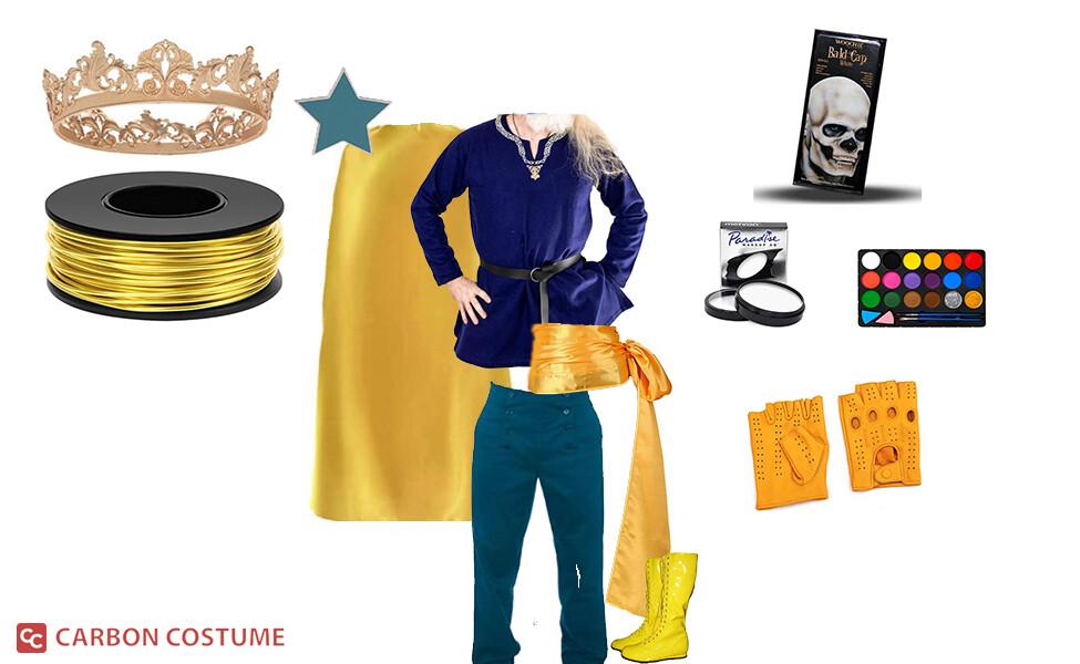Dream!Sans from Undertale Costume