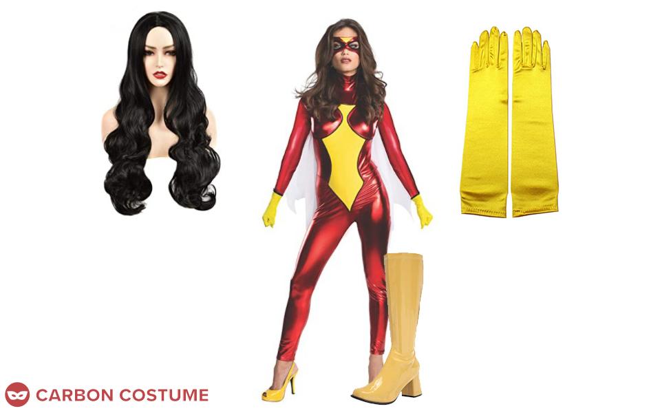 Spider-Woman (Jessica Drew) Costume