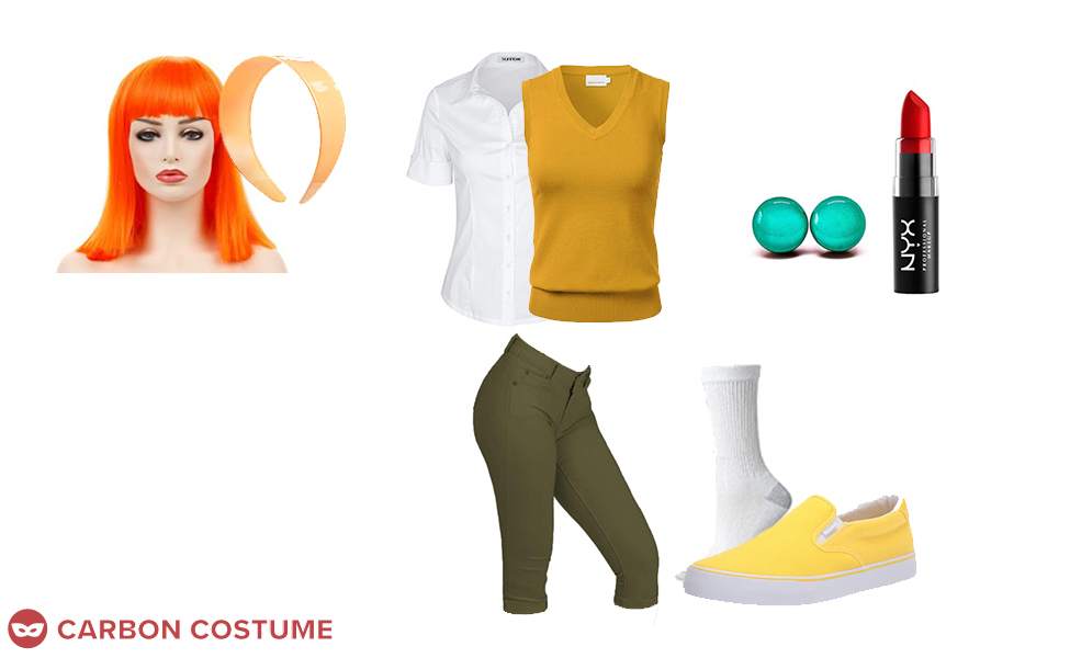 Linda Flynn-Fletcher from Phineas and Ferb Costume