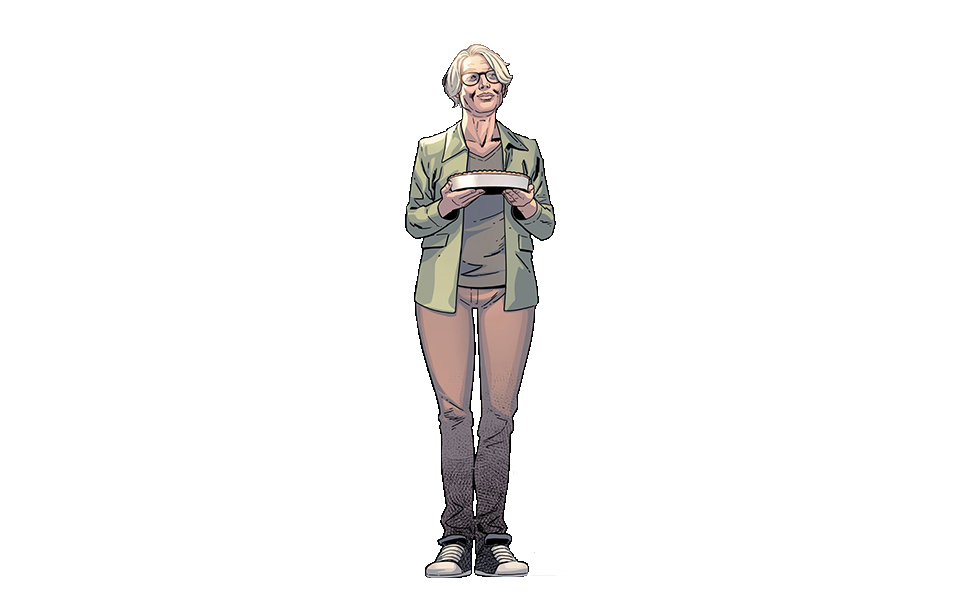 Martha Kent from DC Comics