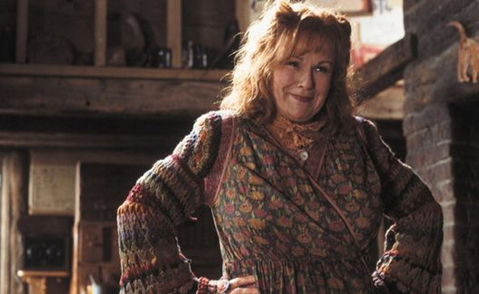 Molly Weasley from Harry Potter