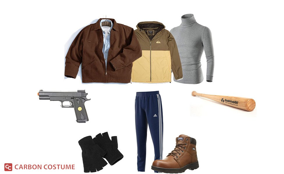 Niko Bellic from Grand Theft Auto 4 Costume