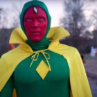 Vision's Halloween Costume from WandaVision