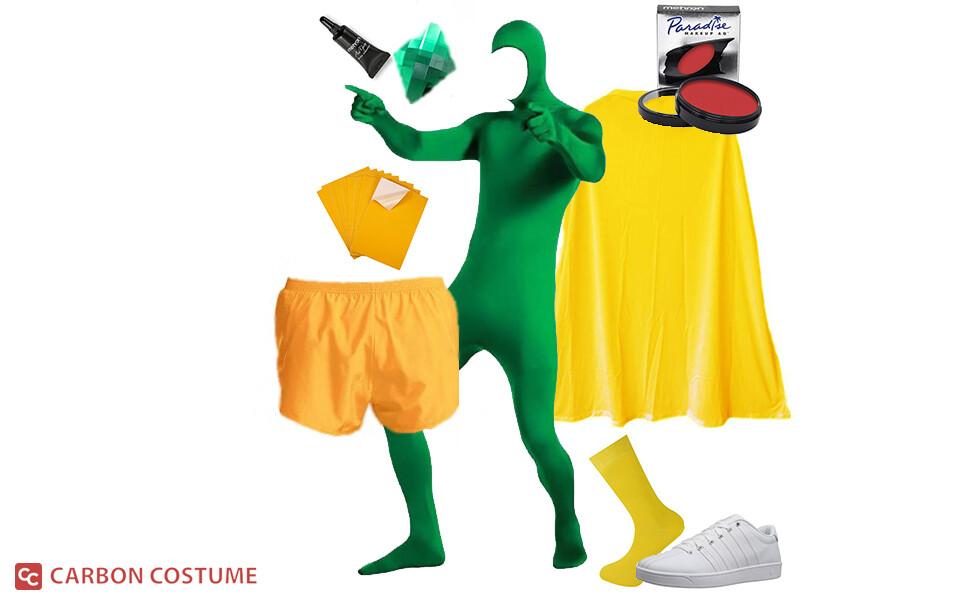 Vision's Halloween Costume from WandaVision Costume