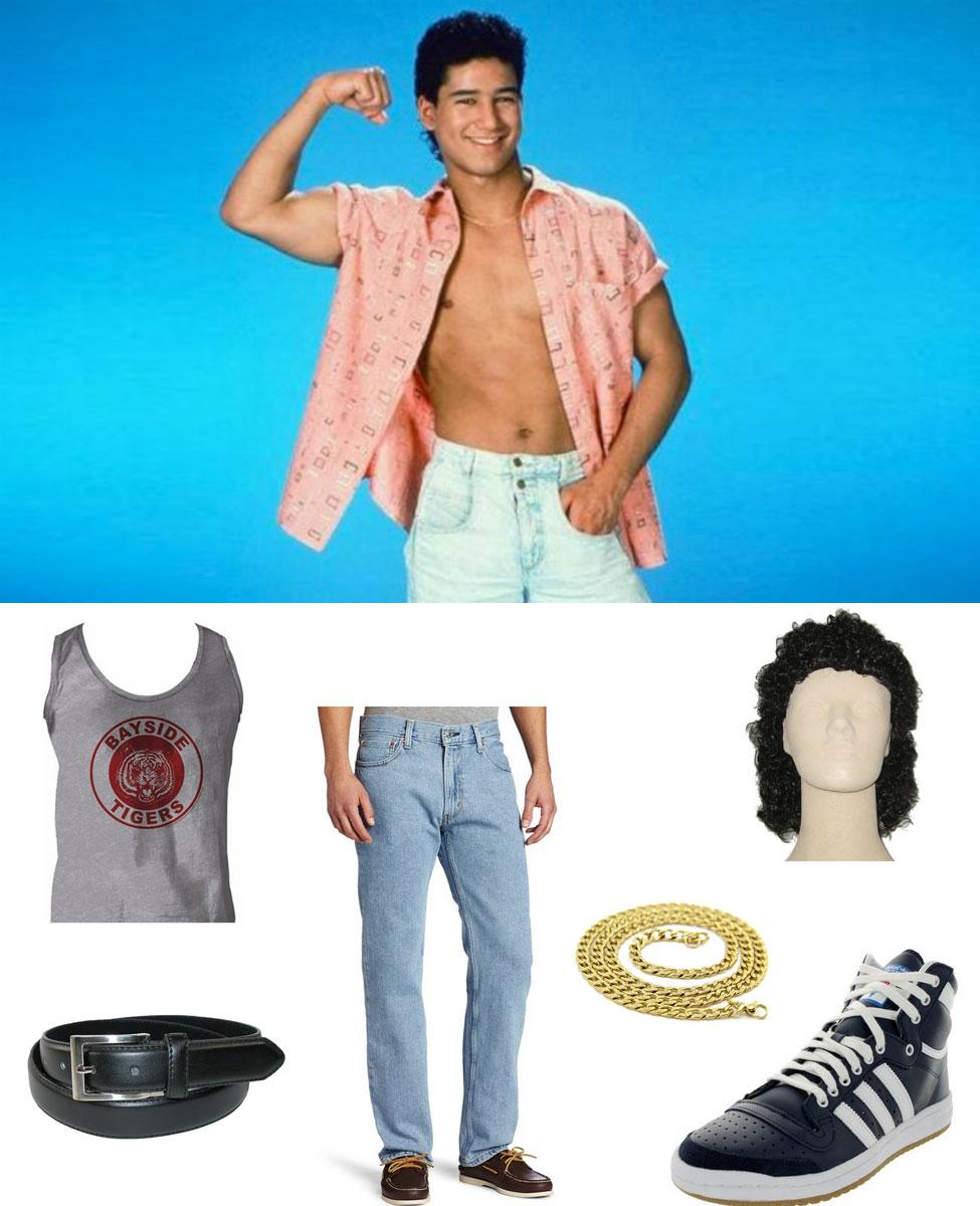 A.C. Slater Cosplay Guide