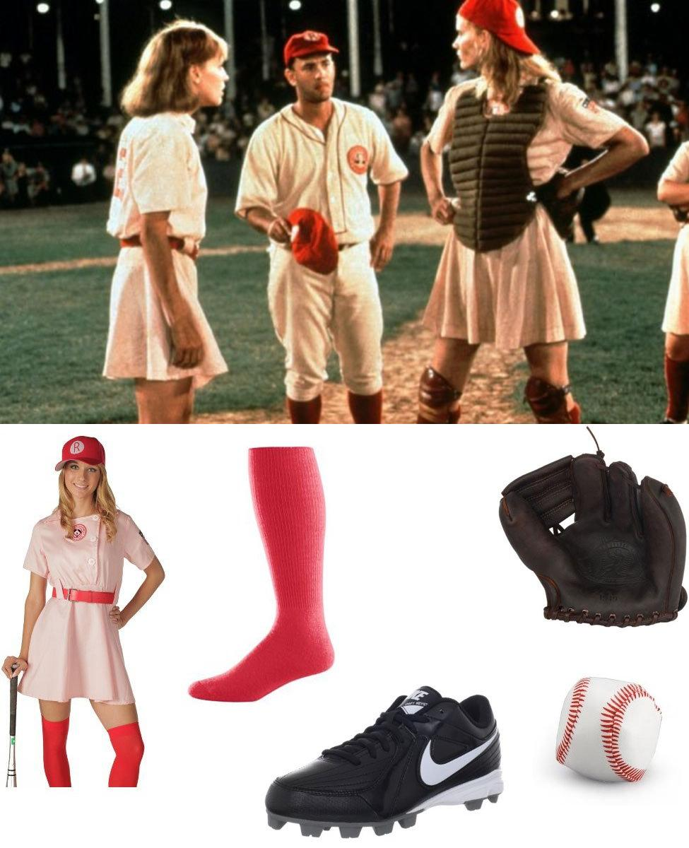 A League of Their Own Cosplay Guide