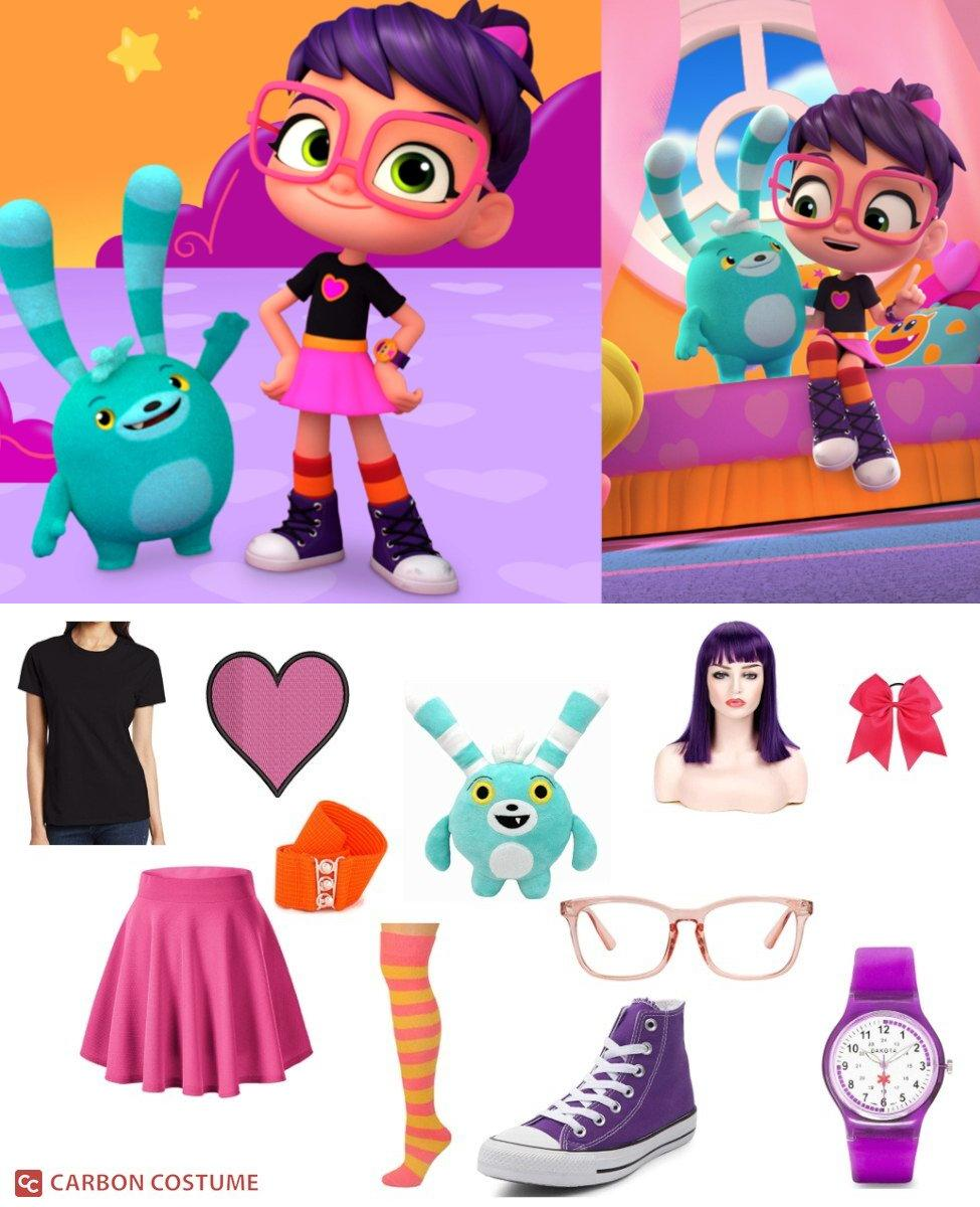 Abby Hatcher from Nickelodeon's Abby Hatcher Cosplay Guide