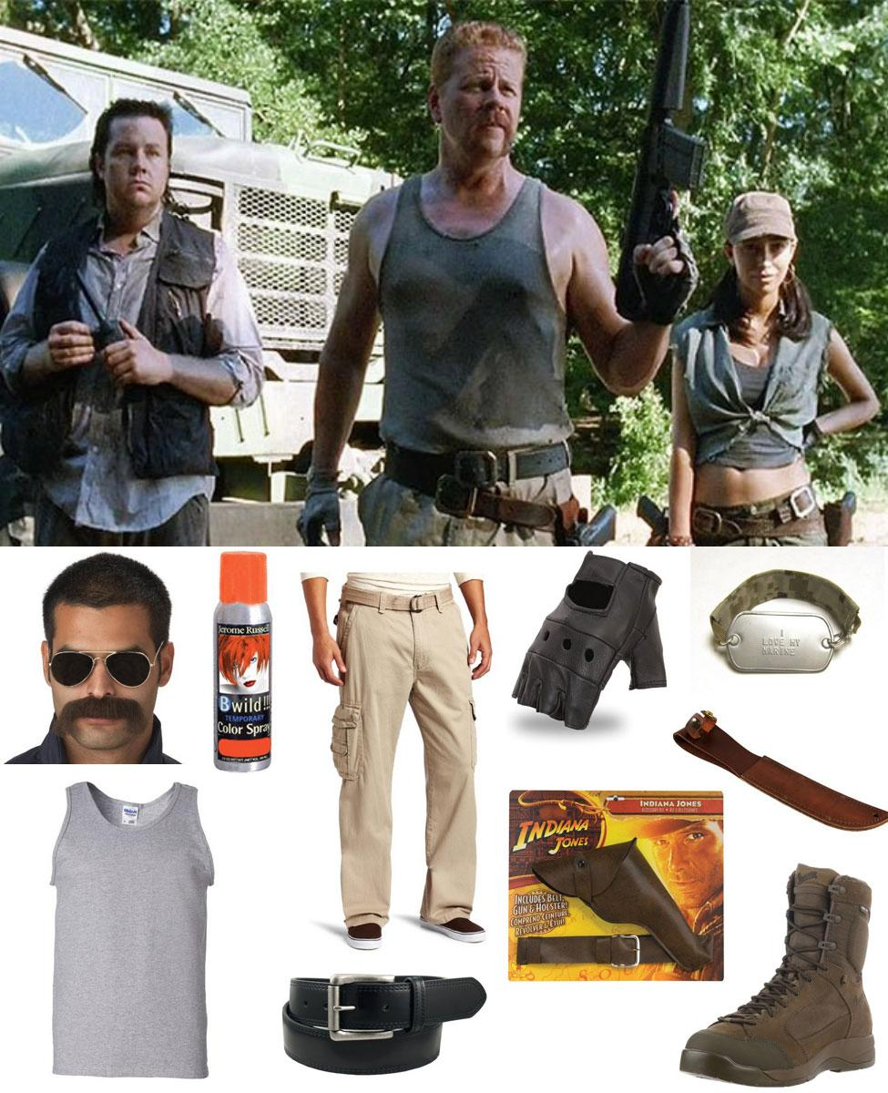 Abraham Ford Cosplay Guide