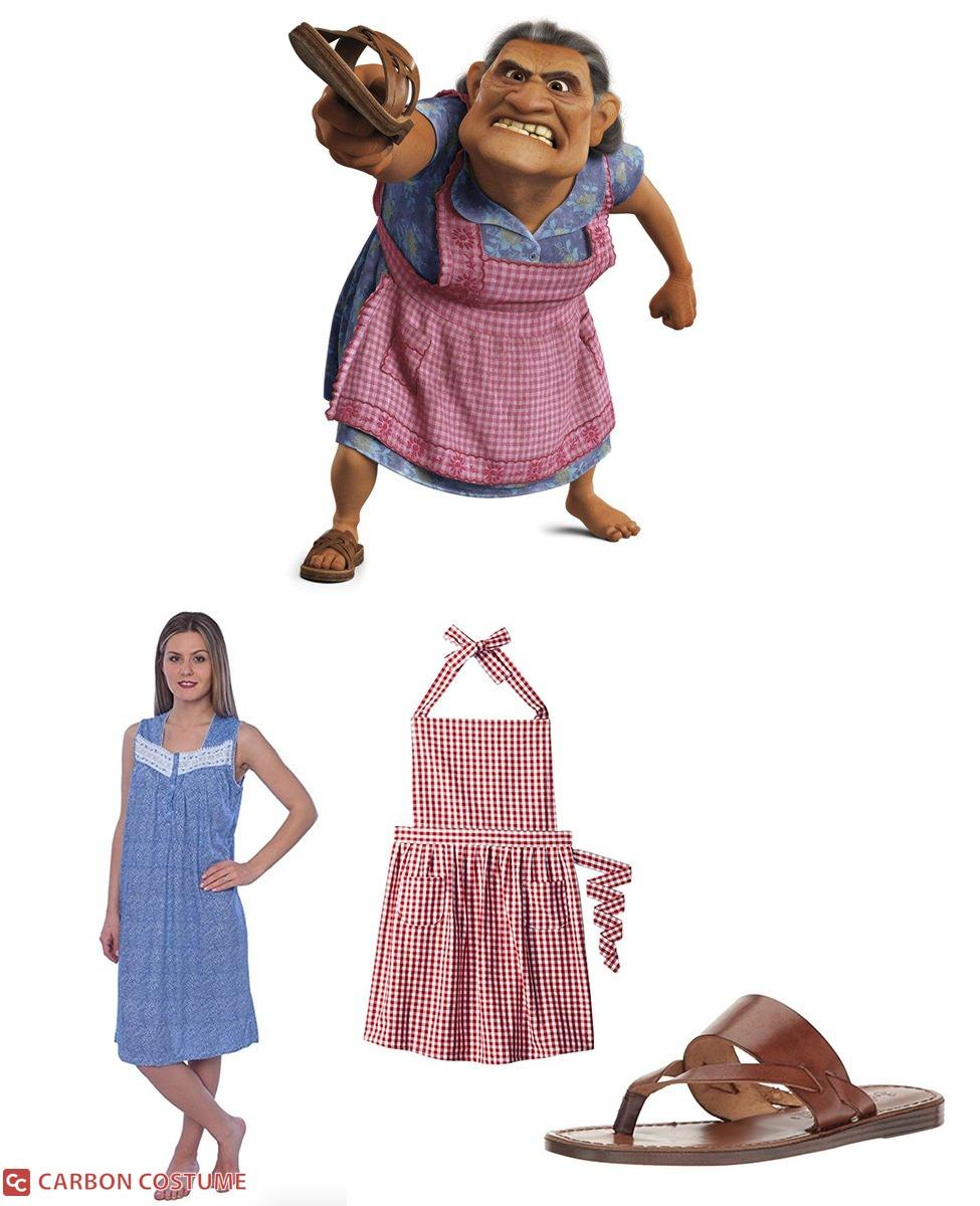 Abuelita from Coco Cosplay Guide
