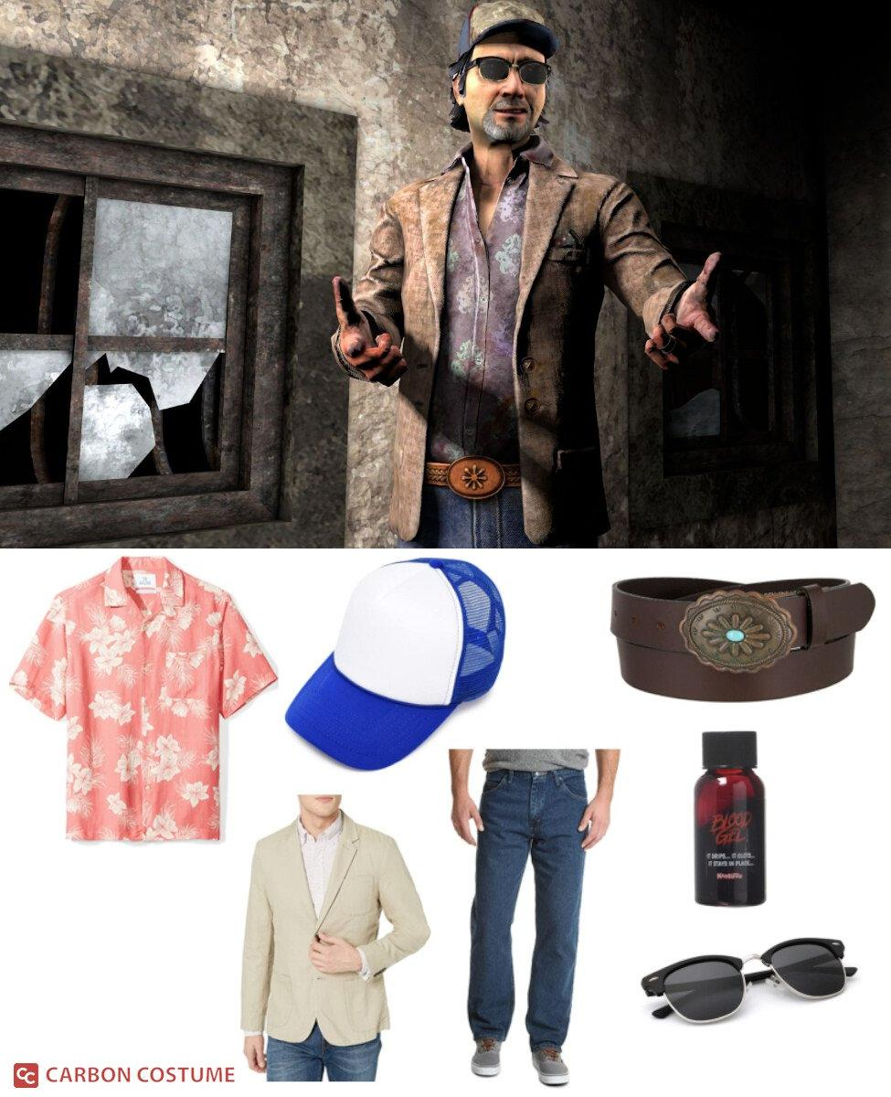 Ace Visconti from Dead by Daylight Cosplay Guide