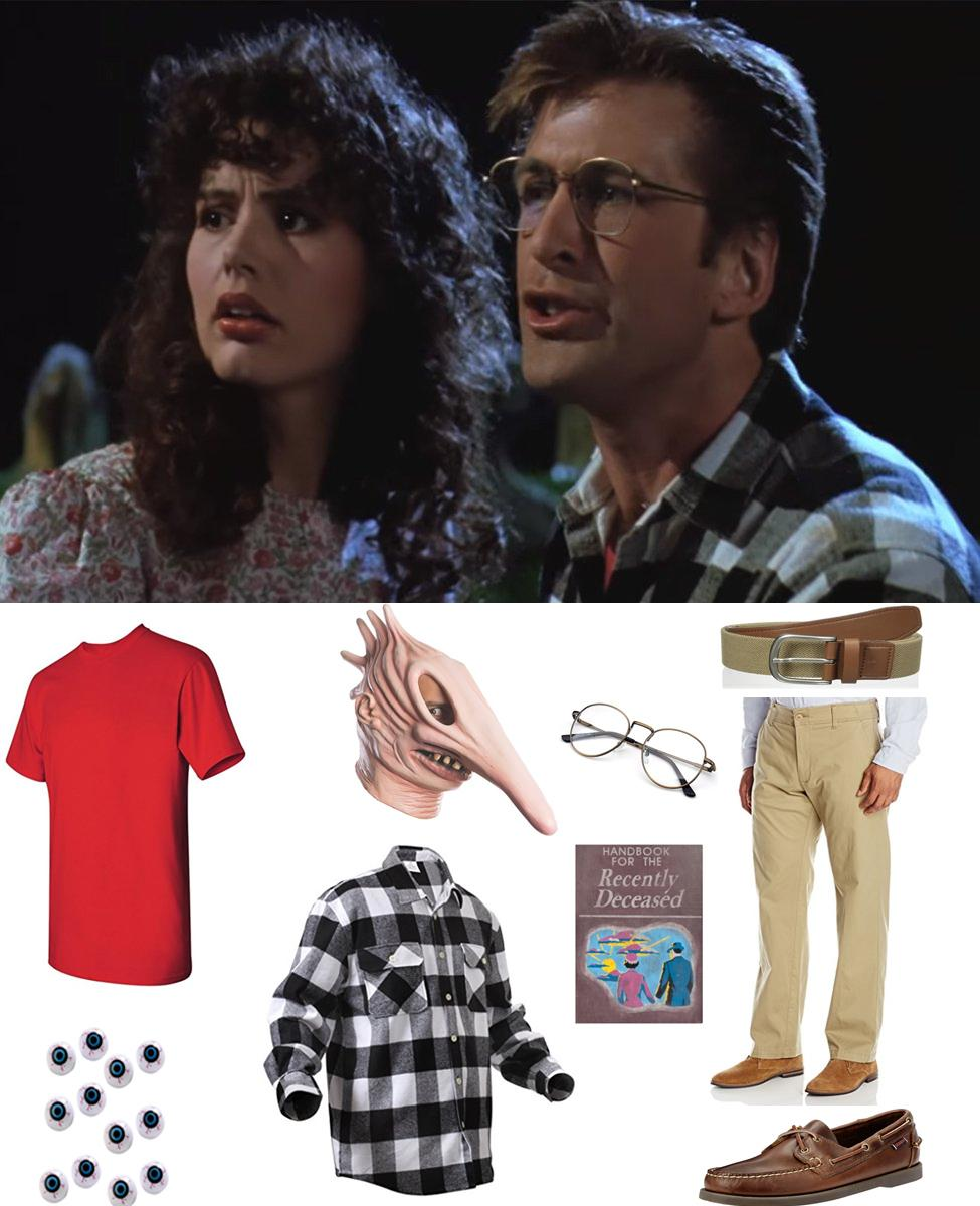 Adam Maitland from Beetlejuice Cosplay Guide