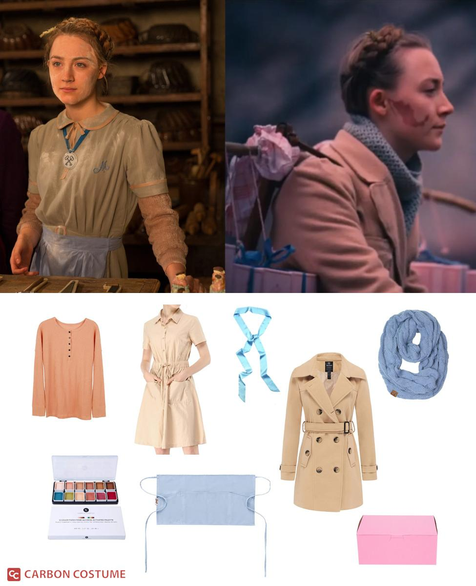 Agatha from The Grand Budapest Hotel Cosplay Guide