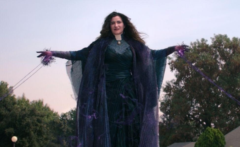Agatha Harkness from WandaVision