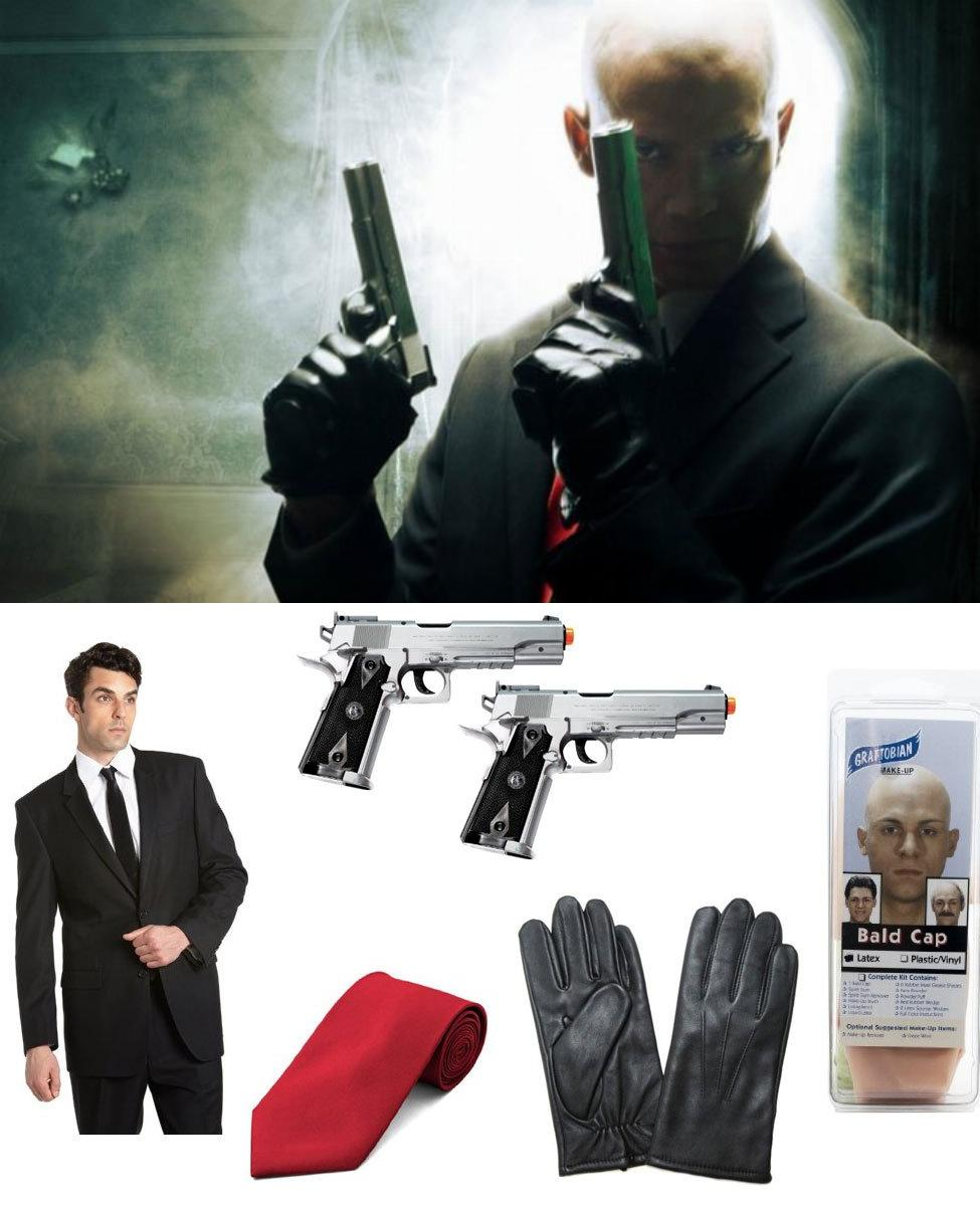 Agent 47 Cosplay Guide