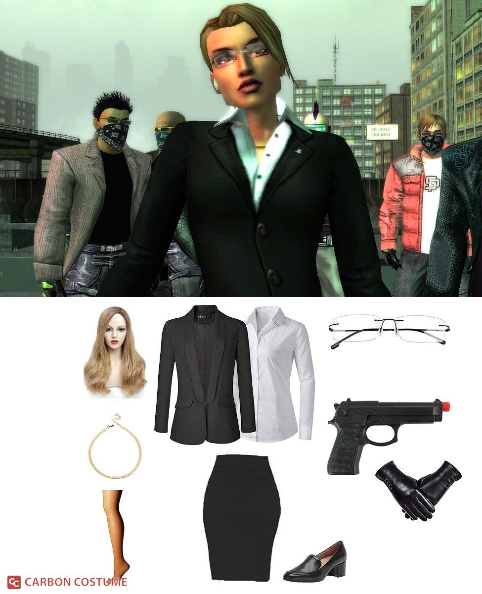 Agent Pace from The Matrix Online Cosplay Guide